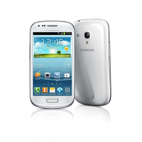 Samsung Gt-I8190 Galaxy S3 Mini White Factory Unlocked 850/1900/2100 3G