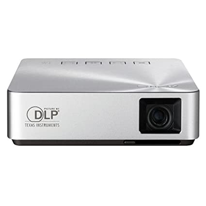 Asus S1 Vidéoprojecteur LED 854 x 480 pixels Argent