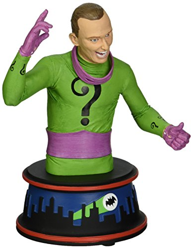 Diamond Select Toys Batman Classic 1966 TV Series Riddler Bust
