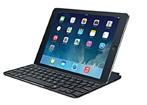 Logitech UltraThin Keyboard Cover for iPad Air 1 - Black, UK layout