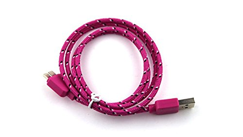 valer-rose-red-1m-3ft-fabric-braided-micro-30-usb-data-sync-charger-cabel-for-samsung-galaxy-s5-note