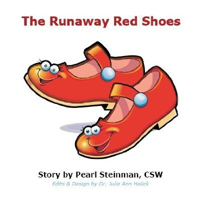 Runaway Red Shoes Board Book - 1