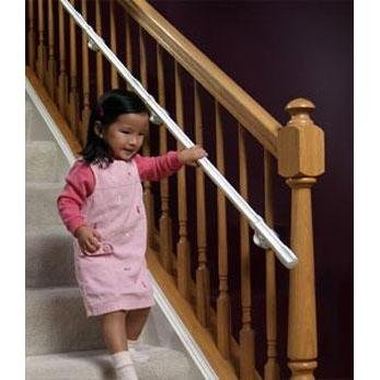 Baby Gates For Stairs With Banisters Kidco Carerails