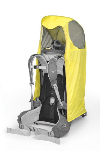 Osprey Packs Poco Rain Cover (Bright Yellow, One Size)