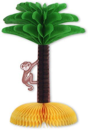 Luau Centerpiece Party Accessory (1 count) (1/Pkg) - 1