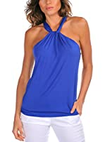 Bleu Marine Top Esther (Azul)