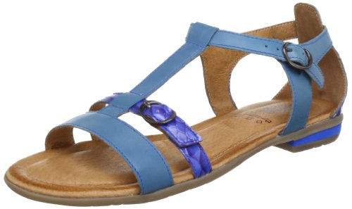 Gabor girls Flora Sandals Girls blue Blau (Kobalt) Size: 38/5 UK