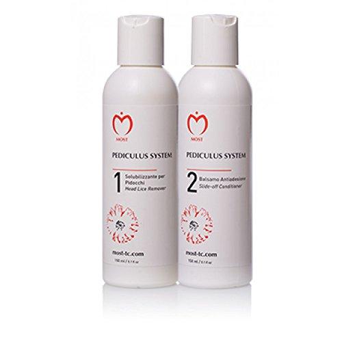 Most Pediculus System Shampoo 150ml + Balsamo 150ml