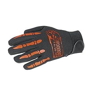 Voodoo Tactical Bones Gloves, Orange/Black