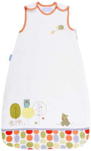 The Gro Company Woodland Tales Grobag, 0-6 Months, 2.5 TOG