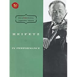 Heifetz in Performance
