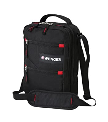 Wenger Accessories SA18262166 Portrait Mini Carry-On Luggage 10 Litres Black