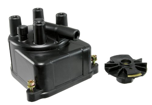Wells 15618 Distributor Cap and Rotor Kit (Accord 97 Distributor compare prices)