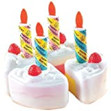 Small World Toys Living - Happy Birthday Cake 9 Pc. Playset