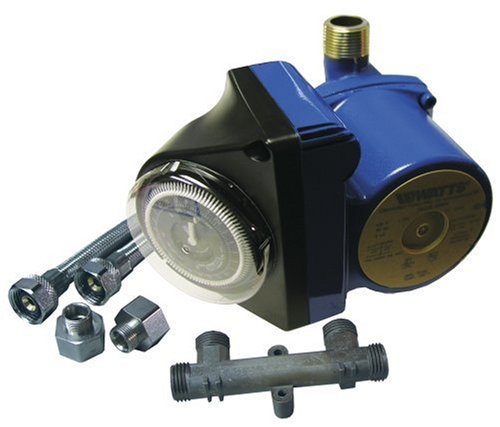 Watts 500800 Premier Hot Water Recirculation Pump, Blue