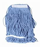 Blue Yarn Mop Head, Looped End, 24oz, 600g
