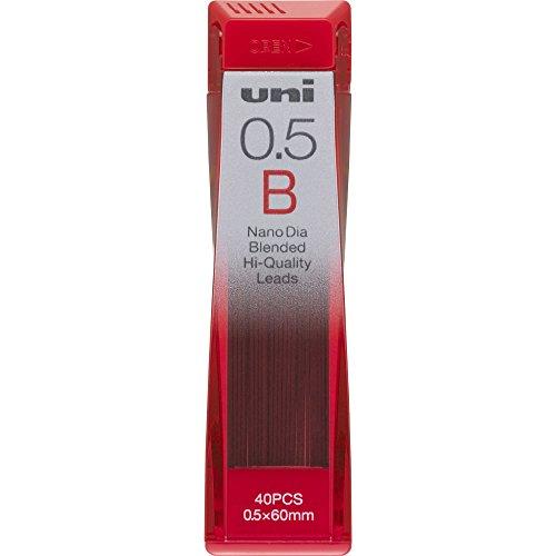 uni-nanodia-low-wear-pencil-lead-05-mm-b