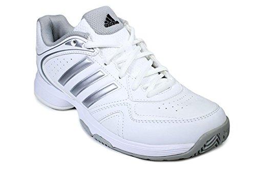 Adidas STR Ambition V111 sport, bianco/grigio, Scarpe da tennis da donna, Donna, Grey, White