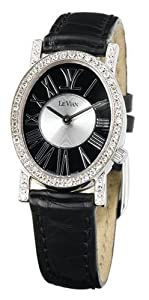 Le Vian Women's ZAG 44 Centurion Silver-Tone Diamond Watch by Le Vian
