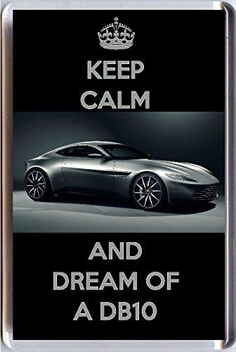 keep-calm-and-dream-de-a-db10-aimant-pour-refrigerateur-avec-une-image-dun-argent-aston-martin-db10-