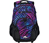 High Sierra Loop Backpack, Wild Thing/Black, 19 x 13.5 x 8.5-Inch