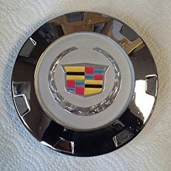 Brand New one Piece GM Cadillac Escalade 22 inch wheel center Hub caps 9597355 / 9598295/9598677 2007 2008 2009 2010 2011 2012 2013 and 2014 2015 Escalade US Fast shipment (Cadillac Escalade Hubcap Cover compare prices)