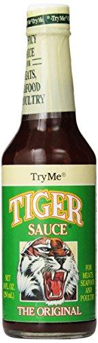 Tryme Original Tiger Sauce (10Oz ) 1 Bottle (Tiger Sauce 10 Oz compare prices)