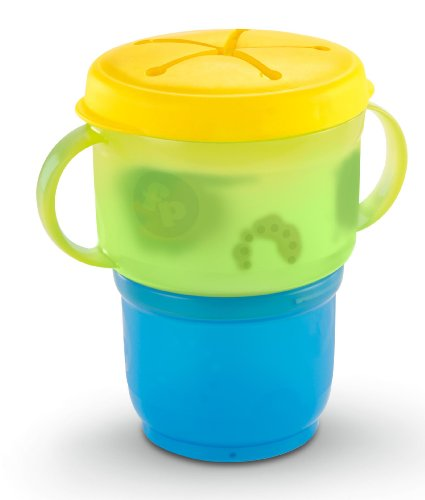 Fisher-Price Cup Holder Stacking Snacker (Discontinued by Manufacturer) (Discontinued by Manufacturer)