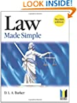 Law Made Simple (Made Simple Series)
