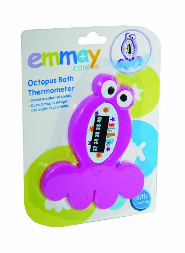 Emmay Care Octopus Baby Bath Thermometer Baby Safety Product