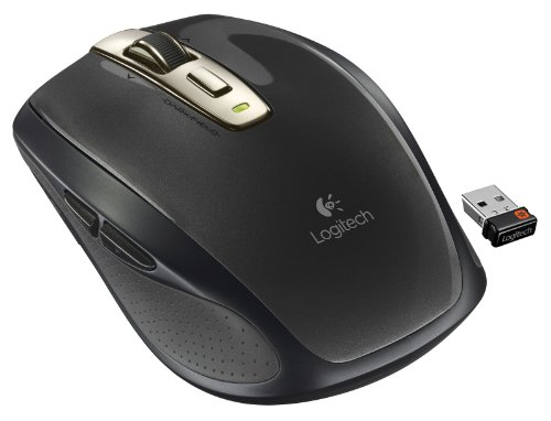 Logitech Wireless Anywhere Mouse MX for PC and Mac (910-003040)