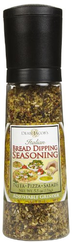 Dean Jacobs Jumbo Grinder- Bread Dipping Seasonings-5.5