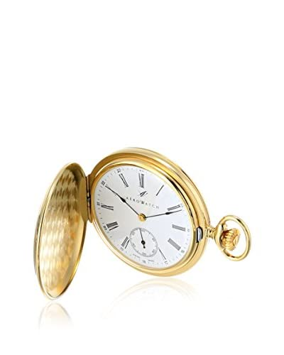 Aerowatch Men's 1086-B Automatic Roman Dial Pocket Watch