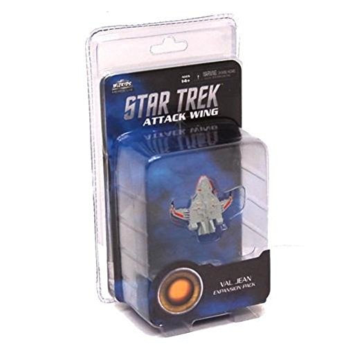 Star Trek Attack Wing: Maquis Raider Val Jean
