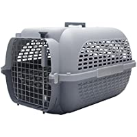 Dogit/ Catit Voyageur 300/ Pet Carrier, Large, 61 x 41 x 37 cm, Cool Grey