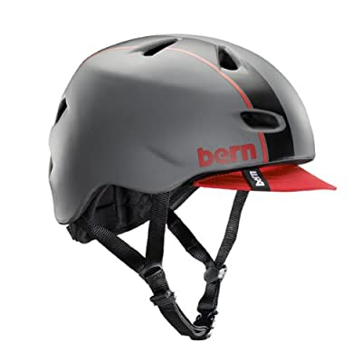 Bern Men's Brentwood Helmet by Bern