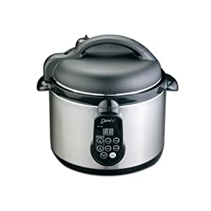 Deni 9700 Electric 5-Quart Pressure Cooker
