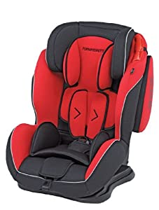 Dynamik Group 1-3 CAR SEAT - RED