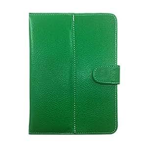 Garmor Flip cover For Ambrane AK-7000 Kids 7 inch - 7 inch Tablet (Green)