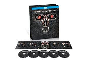 The Terminator Anthology Blu-ray by Warner Brothers/Eurpac