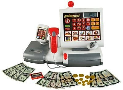 new-toy-theo-klein-electronic-cash-register-gift-kids-game-play-child-fast