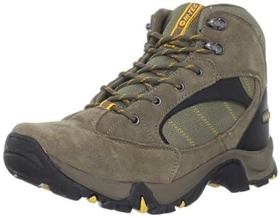 Hi-Tec Men's Osprey Hiking Boot,Smokey Brown/Taupe/Core Gold,8.5 M US