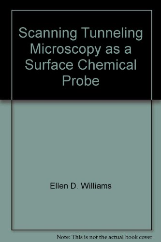 Scanning Tunneling Microscopy As A Surface Chemical Probe
