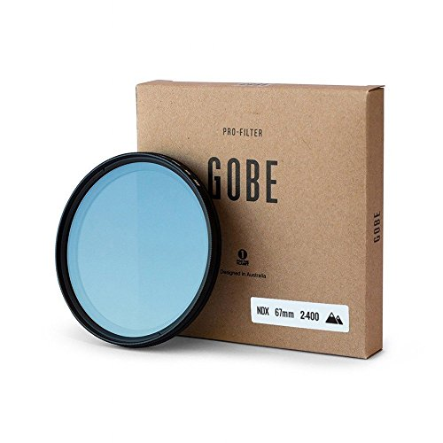 Gobe NDX Filtre à densité neutre variable 67mm