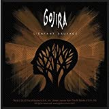 Gojira L'enfant Sauvage Official Patch (10cm x 10cm)