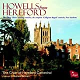 Howells from Hereford Choir of Hereford Cathedral