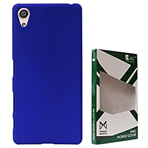 DMG Ultra Slim Protective Hard Back Case Cover for Sony Xperia X (Royal Blue)