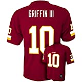 Robert Griffin III Washington Redskins Red NFL Youth 2014-15 Season Mid-tier Jersey
