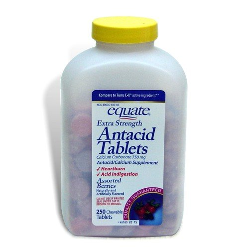 Tums Antacid Structure