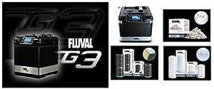 Fluval G3 Advanced Filtration System (Fluval G3 Deluxe Package)